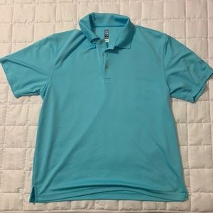 Carolina Blue Dri-Fit  Polo